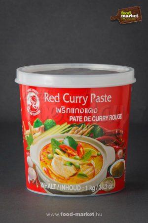 Curry paszták